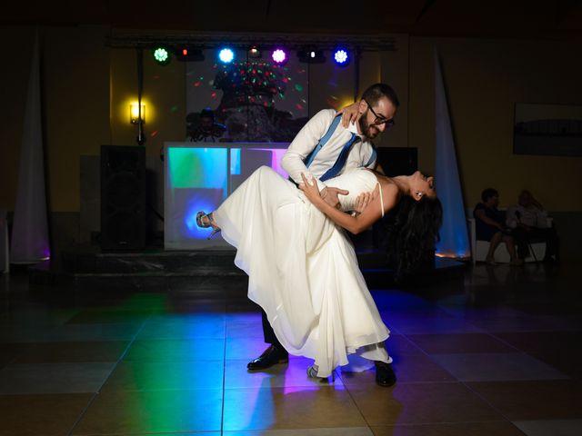 La boda de Jesus y Tamara en Los Barrios, Cádiz 2
