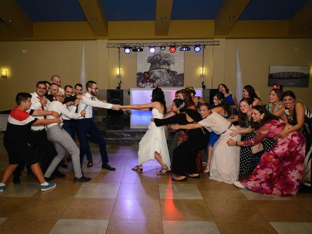 La boda de Jesus y Tamara en Los Barrios, Cádiz 49