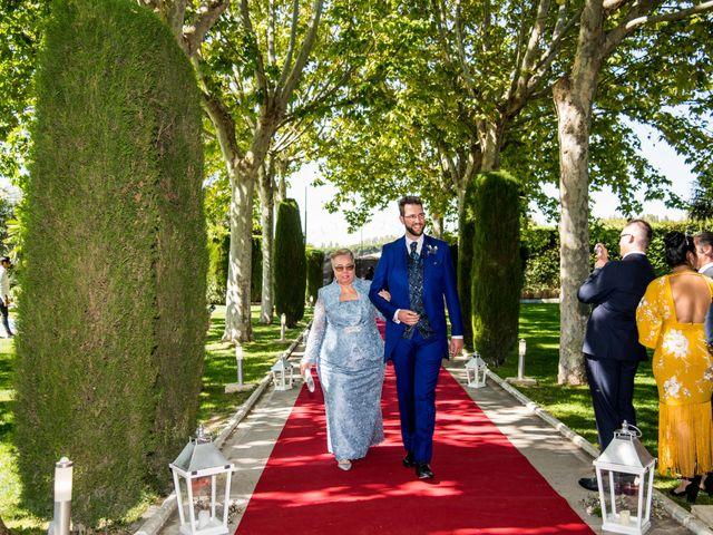 La boda de Rubén y Jezabel en Valladolid, Valladolid 13