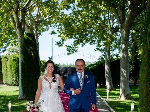 La boda de Rubén y Jezabel en Valladolid, Valladolid 15