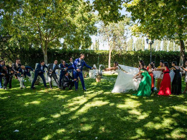 La boda de Rubén y Jezabel en Valladolid, Valladolid 31