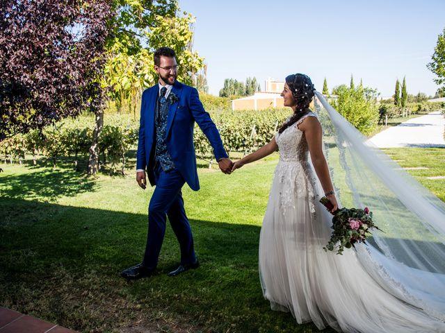 La boda de Rubén y Jezabel en Valladolid, Valladolid 34