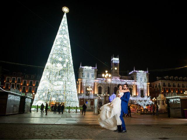 La boda de Rubén y Jezabel en Valladolid, Valladolid 49