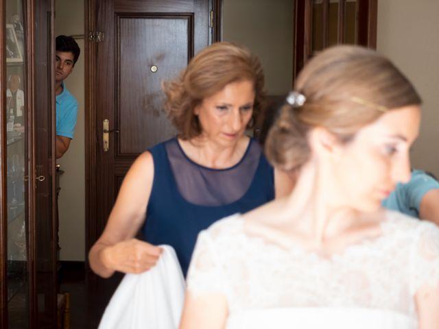 La boda de Diego y Eva en Peñafiel, Valladolid 1