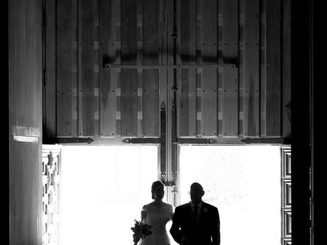 La boda de Diego y Eva en Peñafiel, Valladolid 10