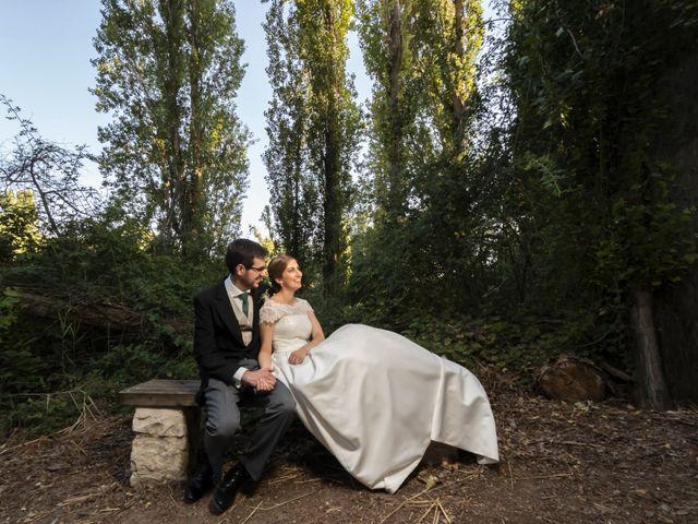 La boda de Diego y Eva en Peñafiel, Valladolid 20