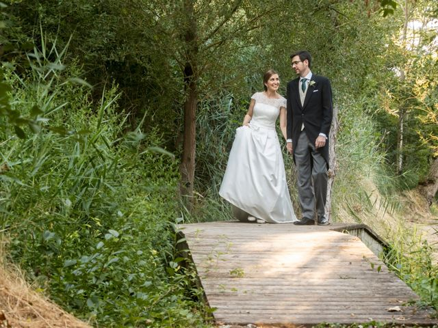 La boda de Diego y Eva en Peñafiel, Valladolid 21