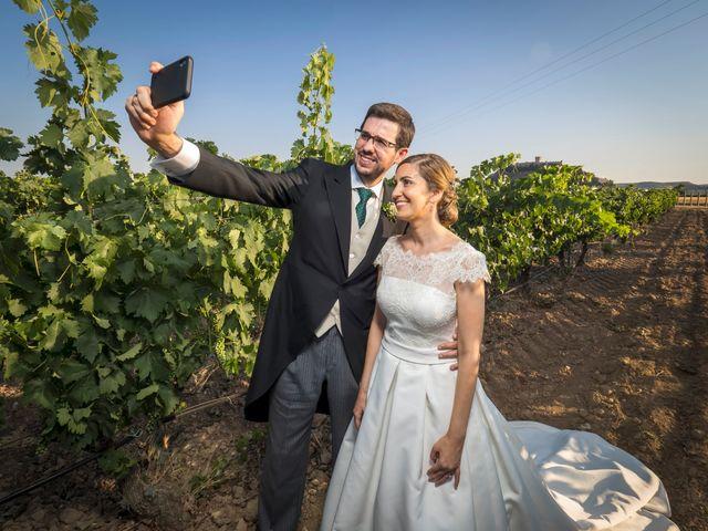 La boda de Diego y Eva en Peñafiel, Valladolid 24