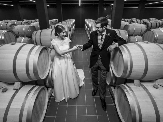 La boda de Diego y Eva en Peñafiel, Valladolid 40