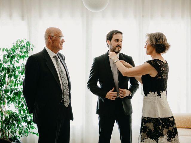 La boda de Albert y Oriana en Rubio, Barcelona 6