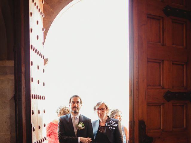La boda de Albert y Oriana en Rubio, Barcelona 40