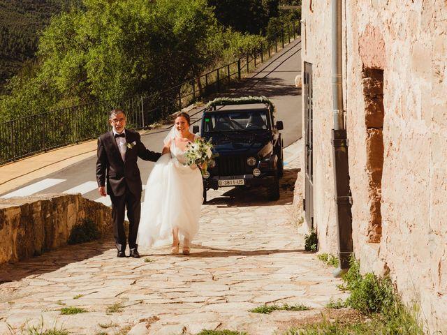 La boda de Albert y Oriana en Rubio, Barcelona 43