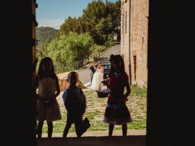 La boda de Albert y Oriana en Rubio, Barcelona 45