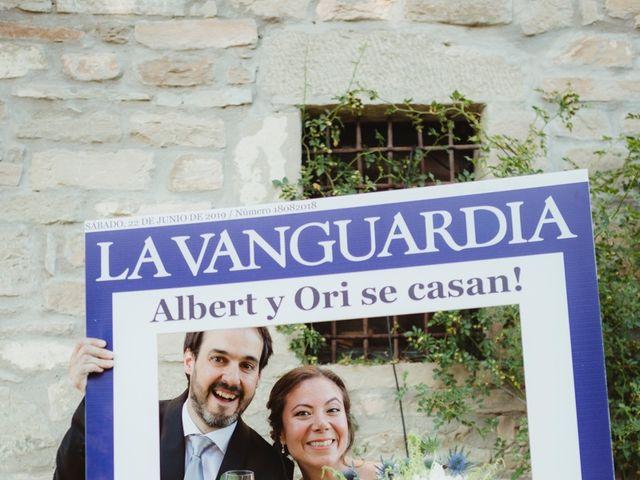 La boda de Albert y Oriana en Rubio, Barcelona 77