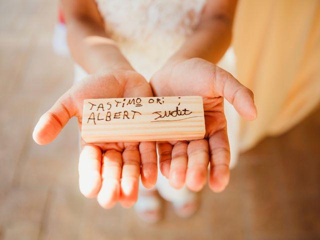 La boda de Albert y Oriana en Rubio, Barcelona 81