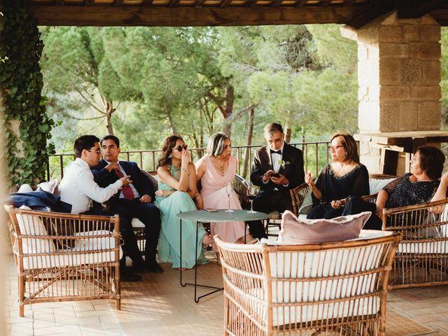 La boda de Albert y Oriana en Rubio, Barcelona 91