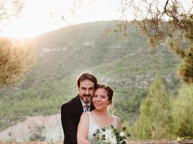 La boda de Albert y Oriana en Rubio, Barcelona 98