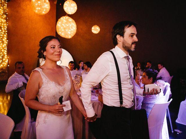 La boda de Albert y Oriana en Rubio, Barcelona 128