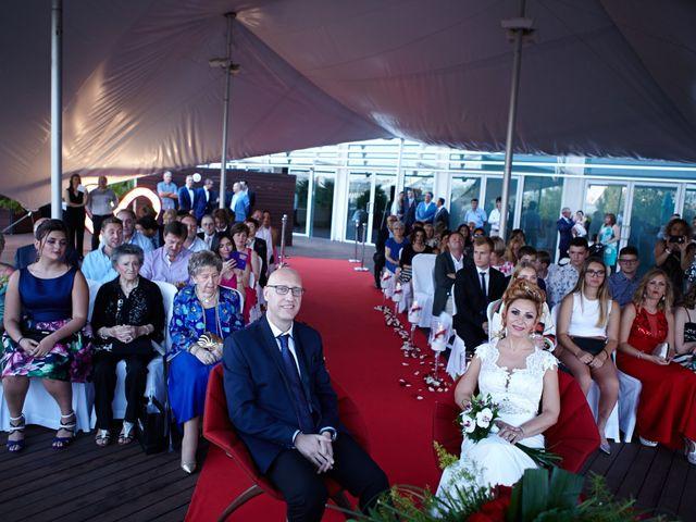 La boda de Óscar y Lory en Zaragoza, Zaragoza 13