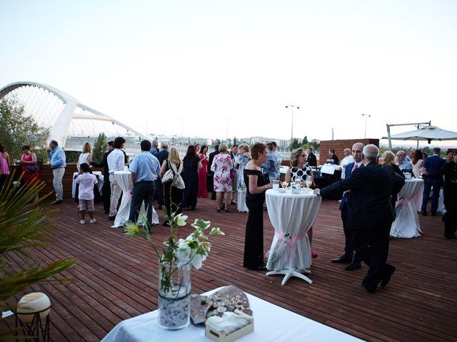 La boda de Óscar y Lory en Zaragoza, Zaragoza 24