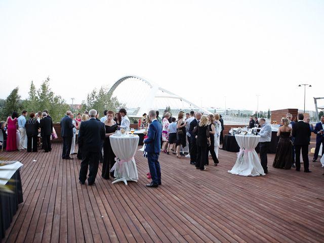 La boda de Óscar y Lory en Zaragoza, Zaragoza 28