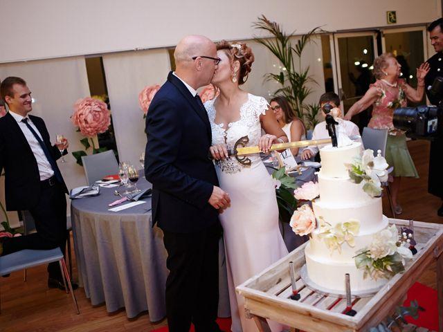 La boda de Óscar y Lory en Zaragoza, Zaragoza 33