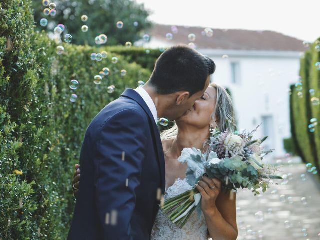 La boda de Alejandra y David  en Ferrol, A Coruña 1