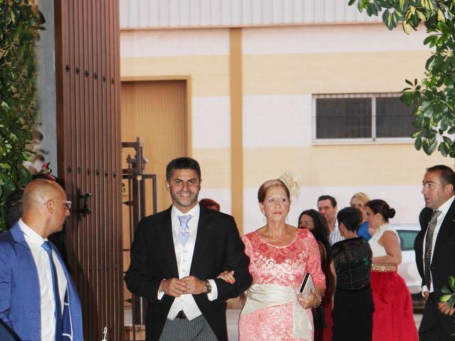 La boda de David y Mirian en Utrera, Sevilla 11