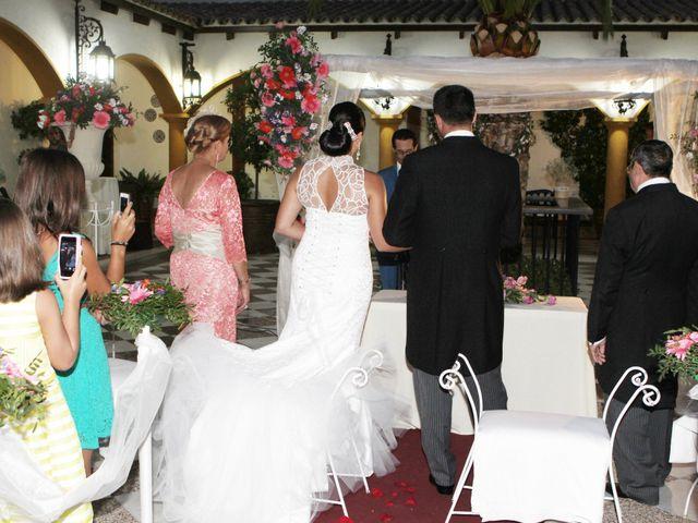 La boda de David y Mirian en Utrera, Sevilla 13