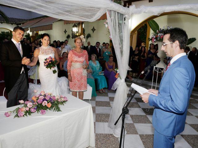 La boda de David y Mirian en Utrera, Sevilla 14