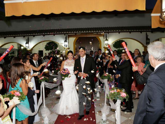 La boda de David y Mirian en Utrera, Sevilla 18