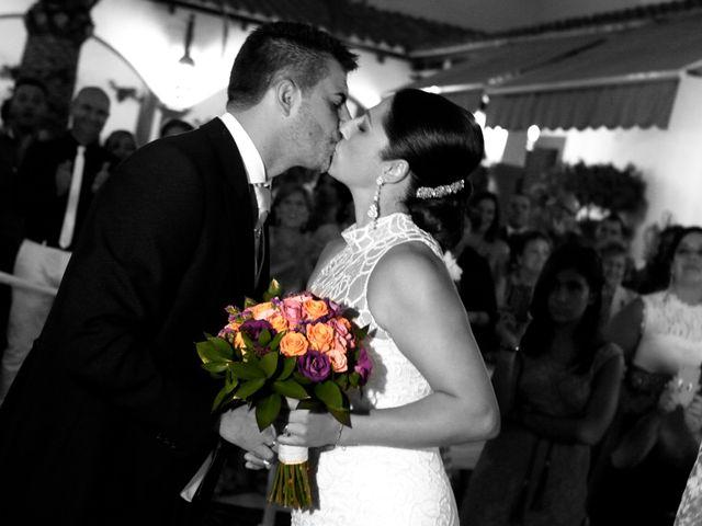 La boda de Mirian y David