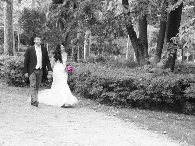 La boda de David y Mirian en Utrera, Sevilla 20