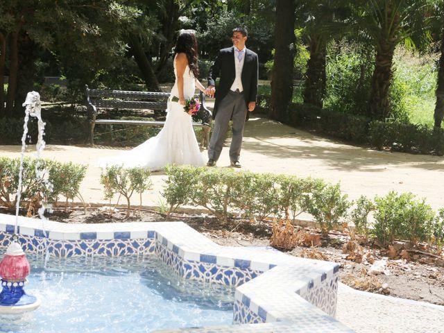 La boda de David y Mirian en Utrera, Sevilla 21