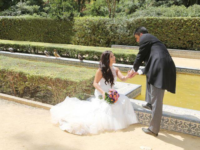 La boda de David y Mirian en Utrera, Sevilla 24