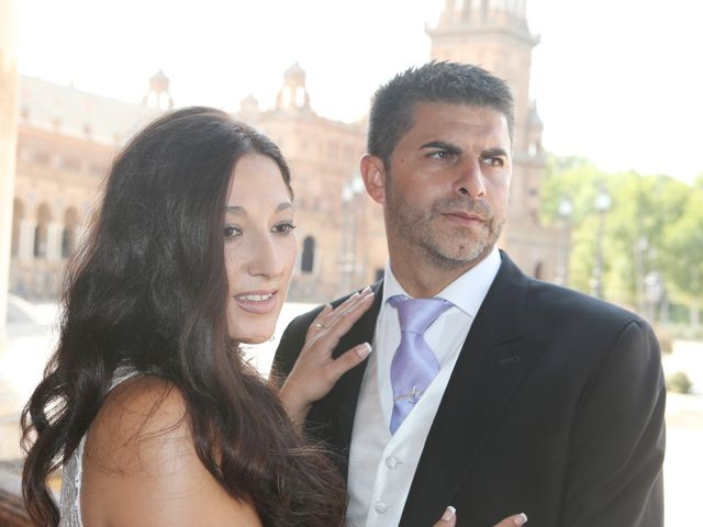 La boda de David y Mirian en Utrera, Sevilla 26