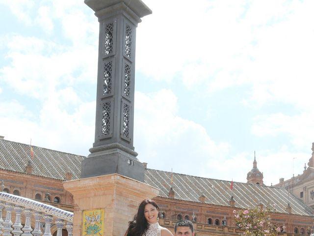 La boda de David y Mirian en Utrera, Sevilla 27