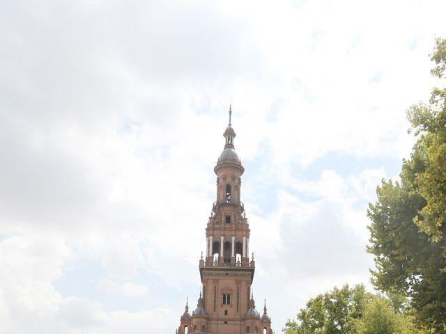 La boda de David y Mirian en Utrera, Sevilla 28
