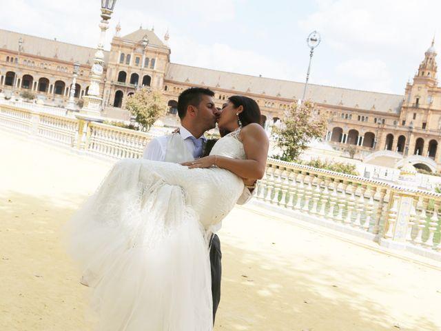 La boda de David y Mirian en Utrera, Sevilla 30