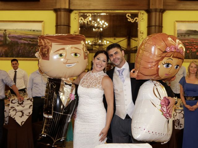 La boda de David y Mirian en Utrera, Sevilla 32