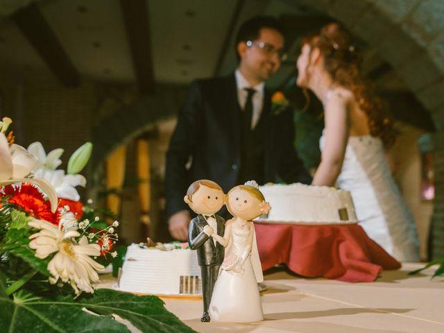 La boda de Cris y Rubén