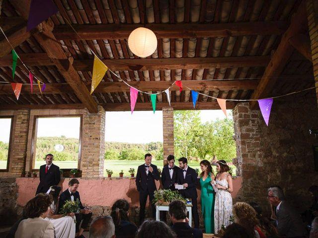La boda de Jordi y Andrea en Perafita, Barcelona 11