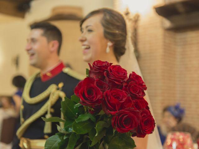 La boda de Ismael y Rocío en Casas De Los Pinos, Cuenca 31