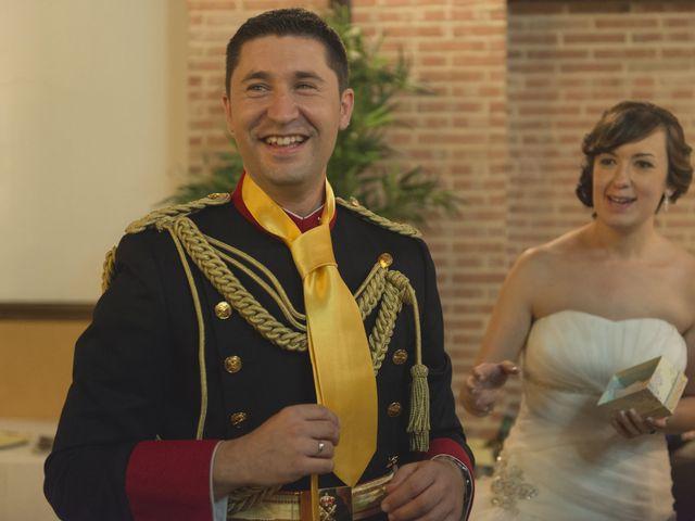 La boda de Ismael y Rocío en Casas De Los Pinos, Cuenca 32