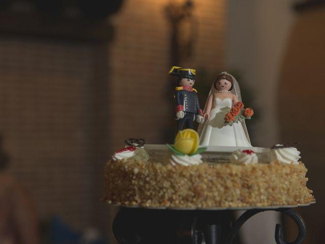La boda de Ismael y Rocío en Casas De Los Pinos, Cuenca 33