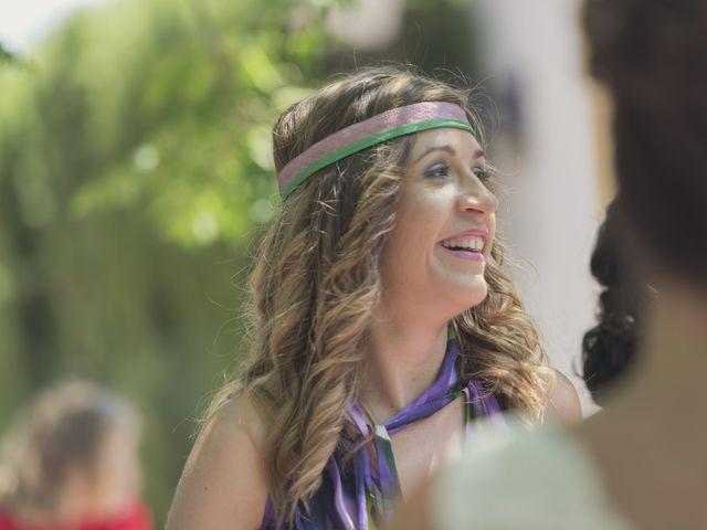La boda de Ismael y Rocío en Casas De Los Pinos, Cuenca 36