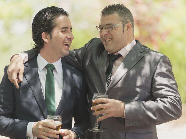 La boda de Ismael y Rocío en Casas De Los Pinos, Cuenca 37