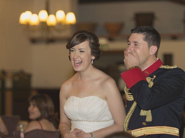 La boda de Ismael y Rocío en Casas De Los Pinos, Cuenca 40