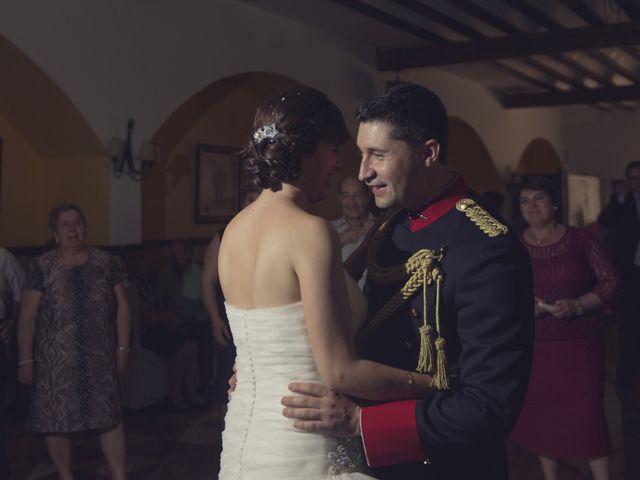 La boda de Ismael y Rocío en Casas De Los Pinos, Cuenca 41