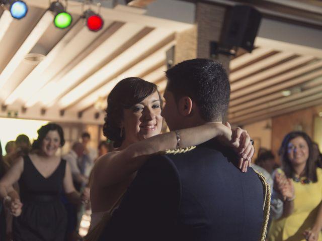 La boda de Ismael y Rocío en Casas De Los Pinos, Cuenca 44